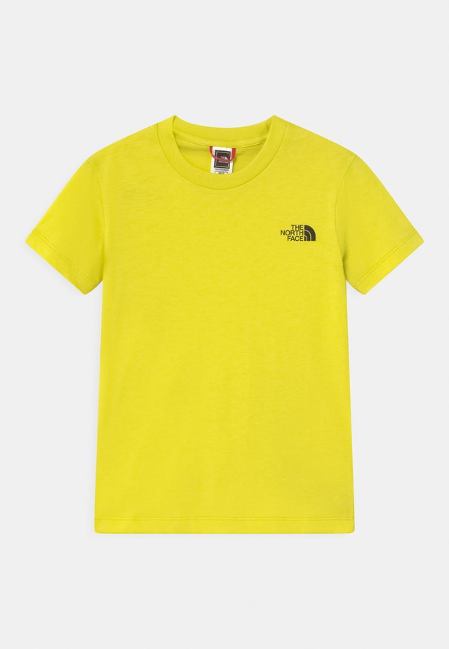 SIMPLE DOME UNISEX - Basic T-shirt - green