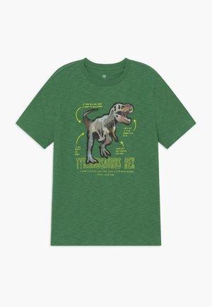 HOLOGRAPHIC DINOSAUR T-SHIRT - T-shirts print - summer spruce