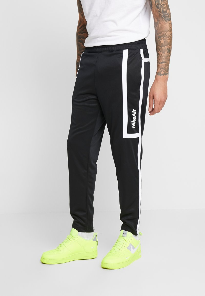 Nike Sportswear - M NSW NIKE AIR PANT PK - Verryttelyhousut - black/white