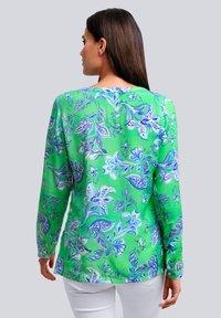 Alba Moda - Blouse - grün/blau - 2