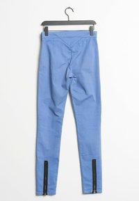 Victoria Victoria Beckham - Trousers - blue - 1