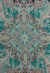 Fraas - Foulard - turquoise - 3