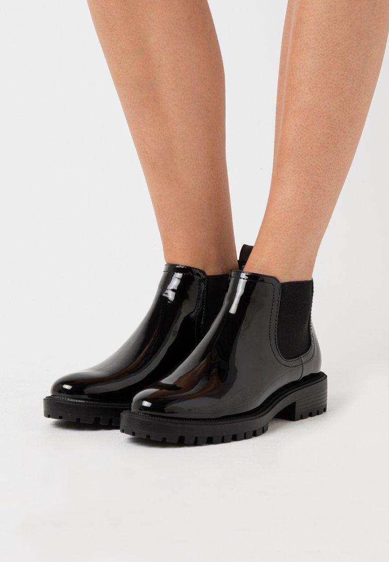 Esprit - BRISTOL  - Boots à talons - black