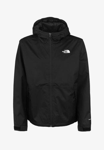 Outdoor jacket - tnf black