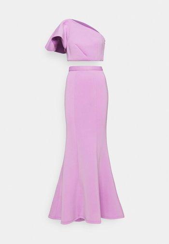 JESS - Suknia balowa - lilac