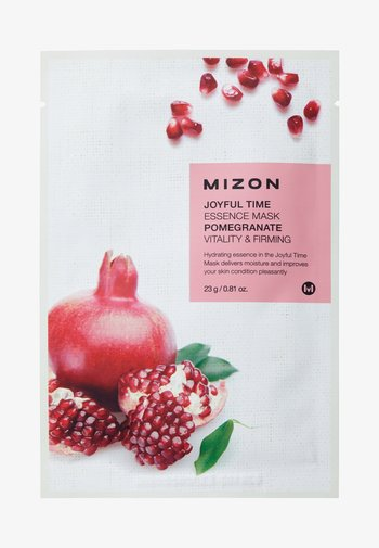JOYFUL TIME ESSENCE POMEGRANATE 4 MASKS PACK