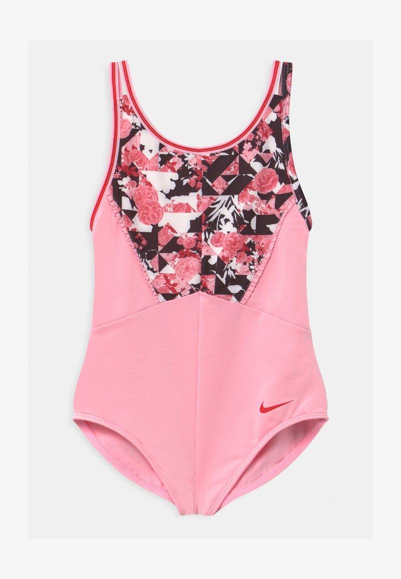 Nike Performance - LEOTARD - trikot na gymnastiku - pink/university red