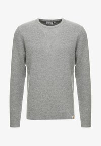 Carhartt WIP - ALLEN - Strikkegenser - grey heather - 4
