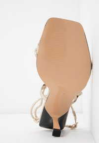 River Island Wide Fit - Sandals - gold - 6