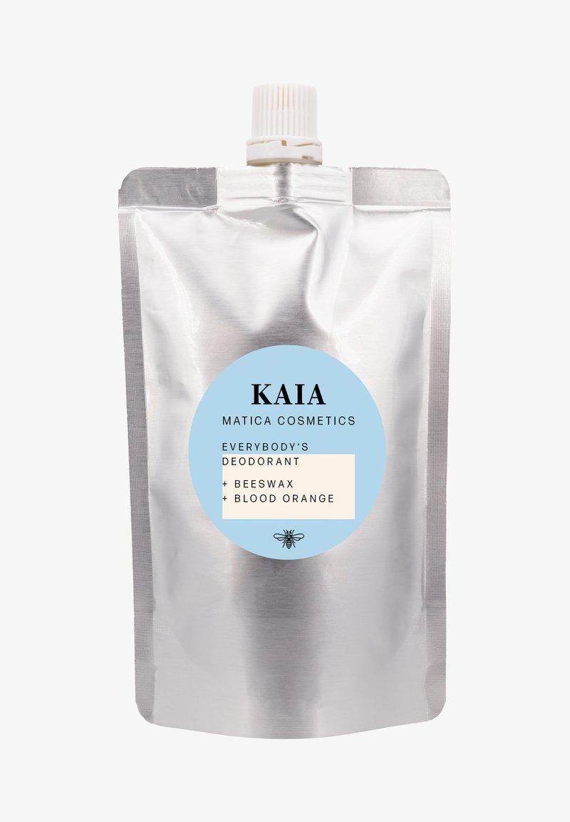 Matica Cosmetics - KAIA NACHFÜLLPACK - Deodorant - -