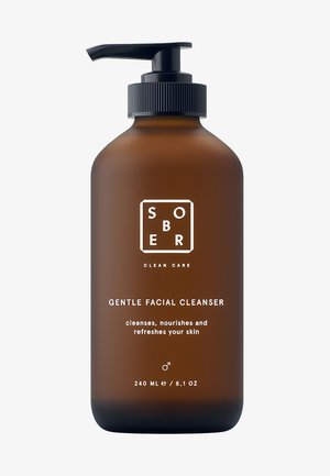 GENTLE FACIAL CLEANSER 240ML - Cleanser - -