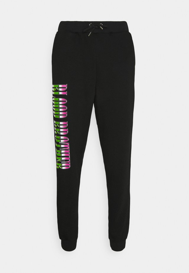 EALING JOGGERS - Tracksuit bottoms - black