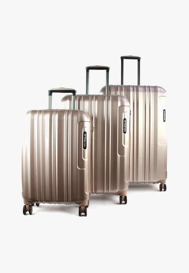 COSMOPOLITAN SPECIAL EDITION  - Luggage set - metal kasmir