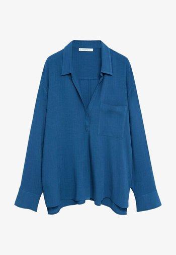 RUTH - Blouse - nachtblau