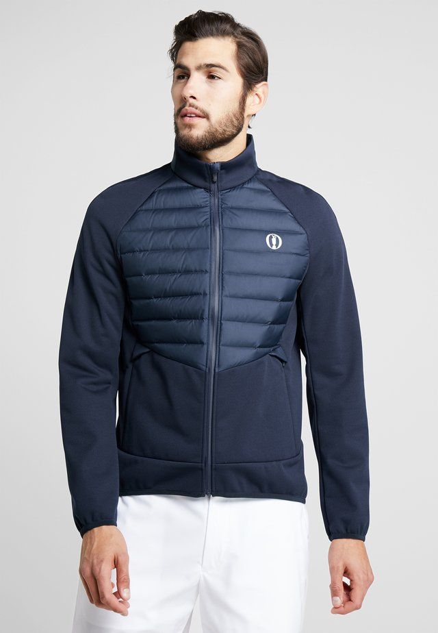 THE OPEN JALMSTAD PRO - Doudoune - navy