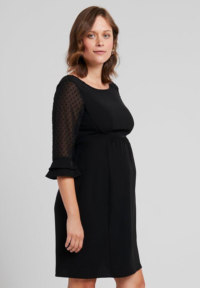 NICOLETTE - Vestido informal - black