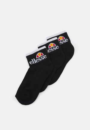 PINNO PACK 3 UNISEX  - Socks - black