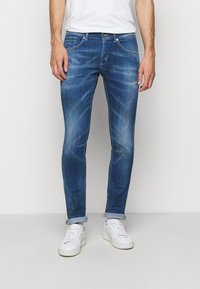 Dondup - PANTALONE GEORGE - Slim fit jeans - blue denim - 0
