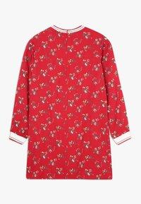 Tiffosi - MAYA - Denní šaty - vermelho - 1