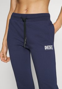 Diesel - VICTADIA TROUSERS - Pyjama bottoms - blue - 4