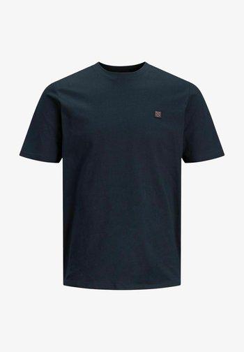 Camiseta básica - new navy/reg fit