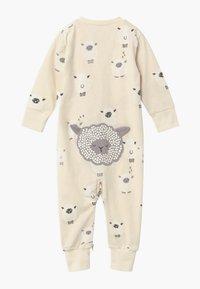 Lindex - SHEEP AT BACK - Pyjama - light beige - 1