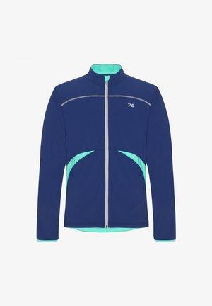 HERREN LAUF MIT UV-SCHUTZ   NACHHALTIG & FAIR ELINO - Training jacket - blueberry