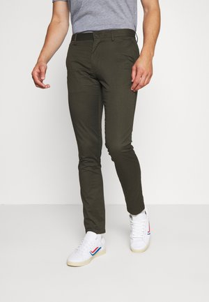 BLEECKER FLEX SOFT  - Pantalon classique - green