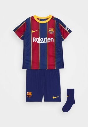FC BARCELONA SET - Sports shorts - deep royal blue/varsity