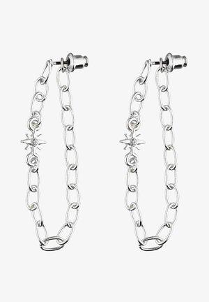 MIT STERN-DESIGN - Earrings - silberfarben