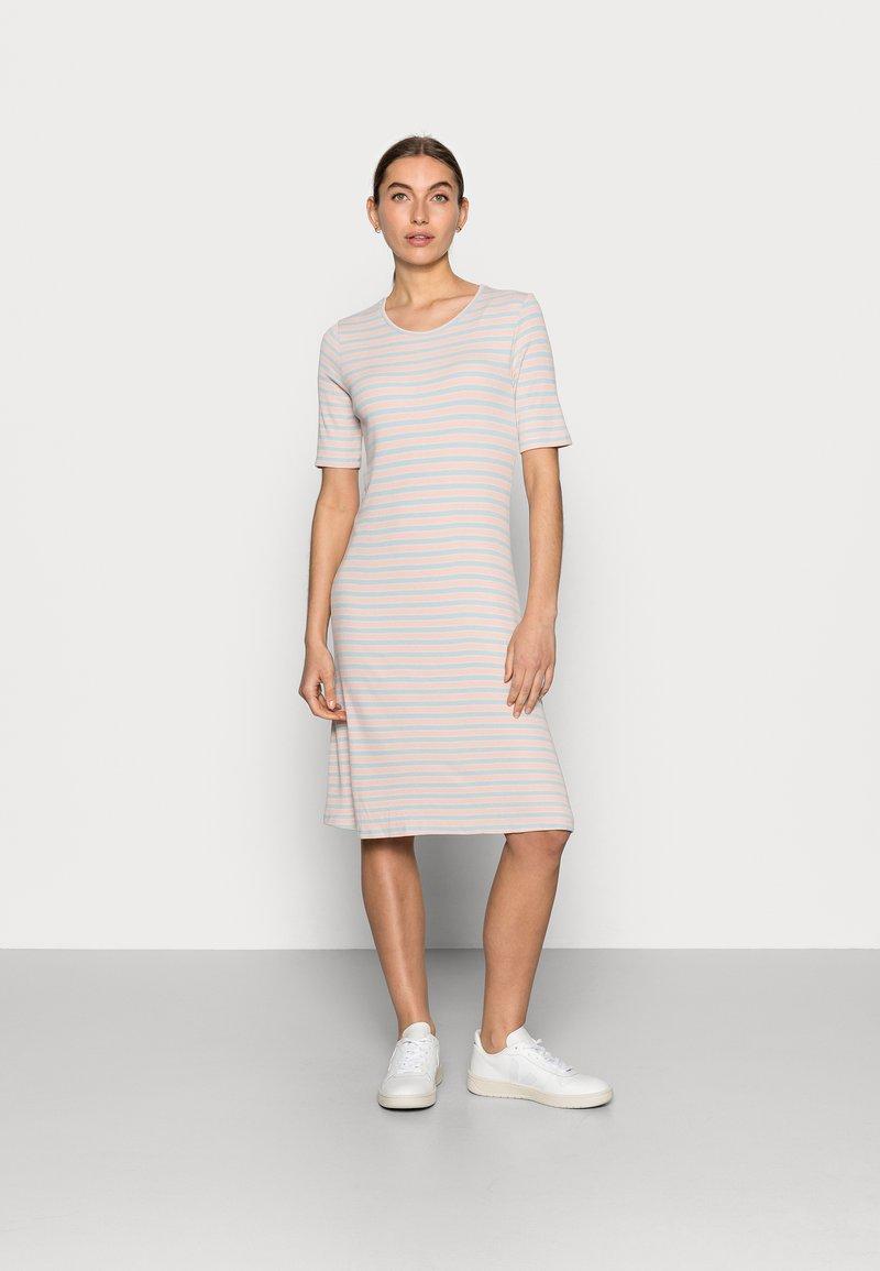 Modström - ITTAKA DRESS - Jersey dress - peach