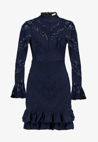 Love Triangle - MINUET DRESS - Vestido de cóctel - navy