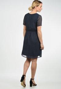 Blendshe - CHARLOTTE - Day dress - dark blue/royal blue - 2