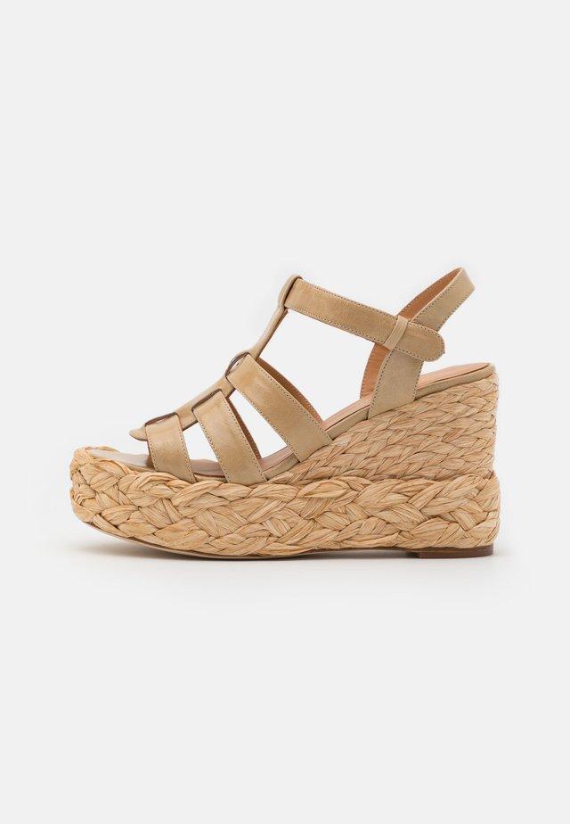 ATELCHU - High heeled sandals - lory torrone