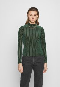 Monki - PIRA - Long sleeved top - green from last year - 0