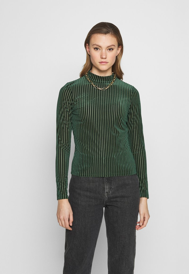 Monki - PIRA - Long sleeved top - green from last year