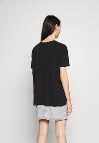 ONLY - ONLMUPPETS LIFE OVERSIZE - Print T-shirt - black - 2