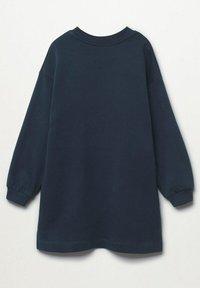 Mango - Day dress - bleu pétrole - 1