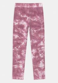 The New - ELSA TIE DYE - Leggings - Trousers - heather rose - 1