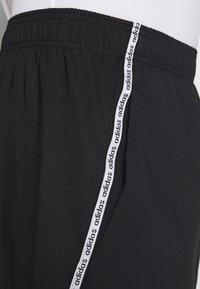 adidas Performance - MIX SHORT - Short de sport - black/white - 3