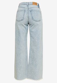 Monki - YOKO CROPPED - Jeans relaxed fit - blue - 1