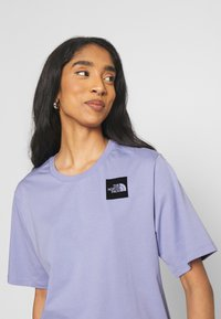 The North Face - FINE TEE - Print T-shirt - sweet lavender - 3
