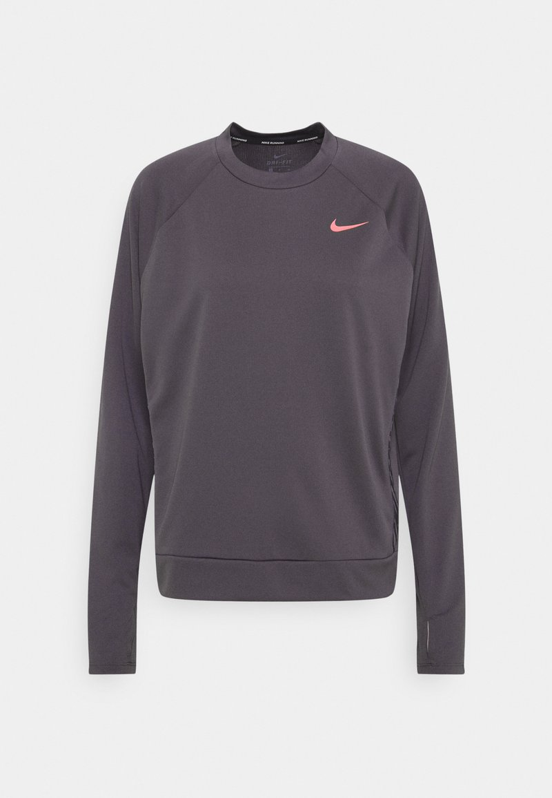 Nike Performance - CLSH  - Camiseta de deporte - dark raisin/bright mango