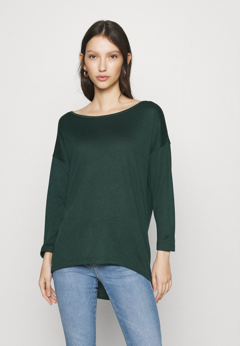 ONLY - ONLELCOS  - Long sleeved top - green gables