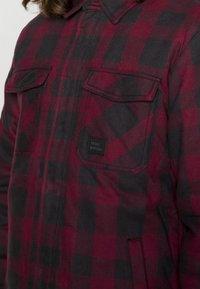 Vintage Industries - HEAVYWEIGHT - Light jacket - burgundy - 4