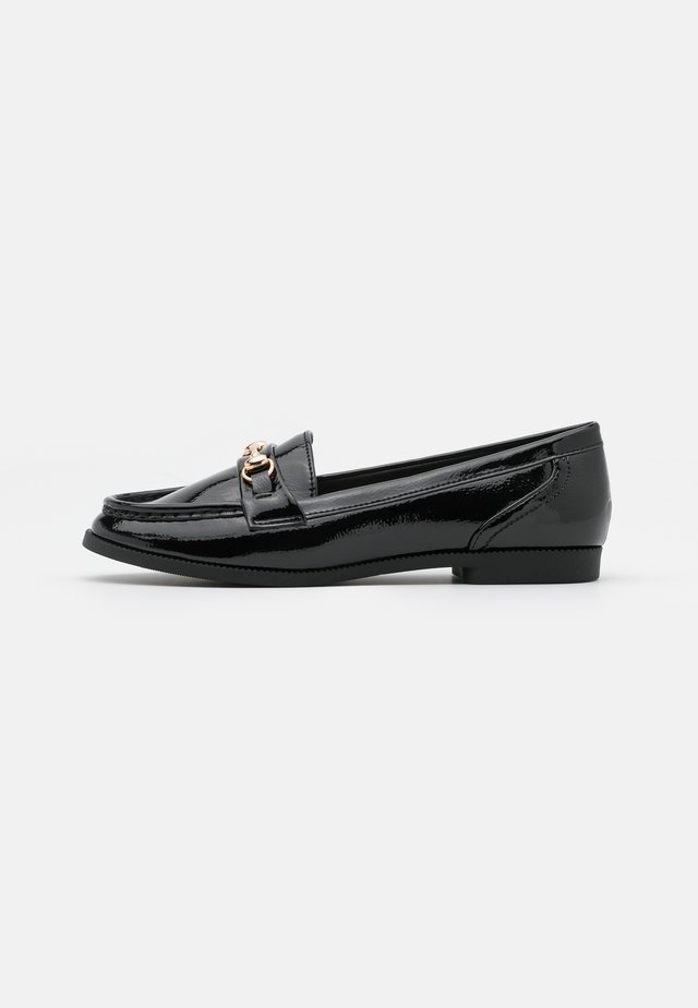 JUMPSEAT LOAFER - Slip-ins - black