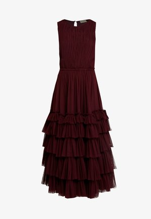 MEL MIDI - Sukienka koktajlowa - burgundy