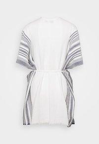Zign - Beach accessory - white/blue - 1