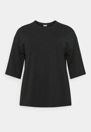 NMHAILEY  - Basic T-shirt - black