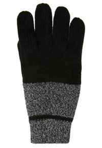 Only & Sons - ONSXBOX GLOVES BEANIE SET - Guantes - black - 4